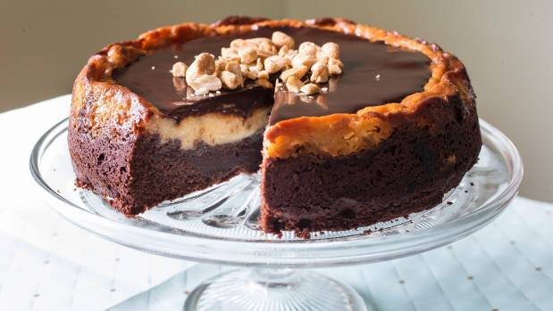Paula Deen Quote In Order To Have Good Fried Chicken You: Recipes: Double Peanut Brownie Cheesecake, Stir-fried Pork