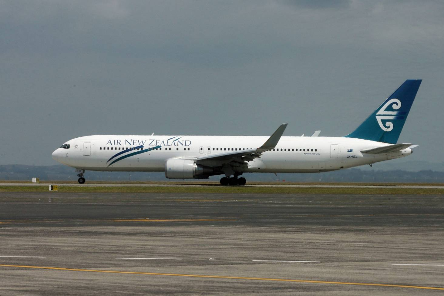 Air New Zealand Boeing 767 was a good honest plane, chief pilot says