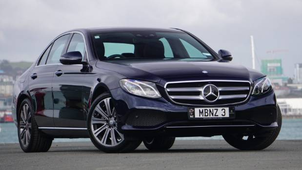 Mercedes-Benz often leads with models like the E-class. And many follow
