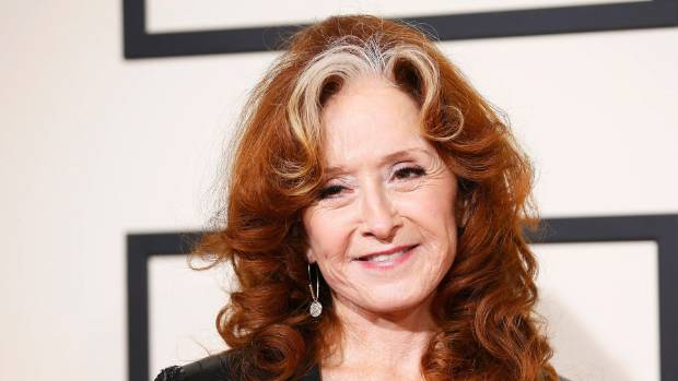 Blues icon Bonnie Raitt is the daughter of late Broadway musical star John Raitt.