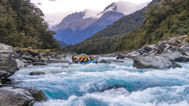 Rafting On The Landsborough Is A Must Do Experience