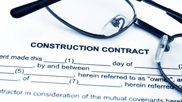 Builders 39 contracts 39 draconian 39 and unfair to homeowners for Fixed price construction contract template