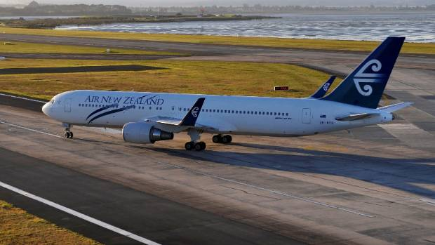 Many passenger planes end up in the desert but Air NZ's 767-300 will get a new lease of life.