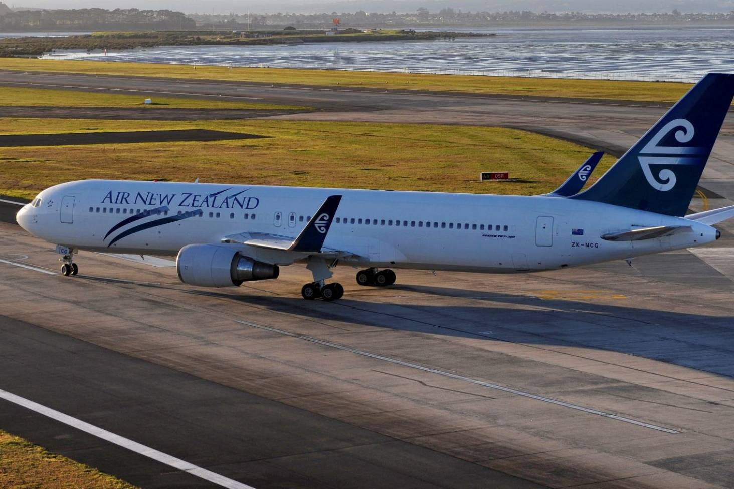 What happens when New Zealand's passenger jets are retired? A career