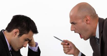 There are some things you just shouldn't say in a workplace - particularly to your boss.