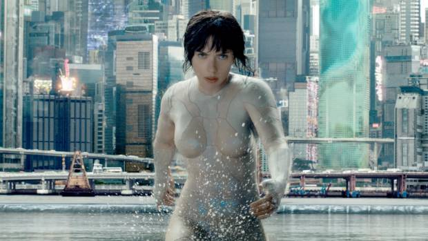 Scarlett Johansson's Ghost in the Shell movie was originally set to be made in Berlin, but Weta Workshop helped to sway ...