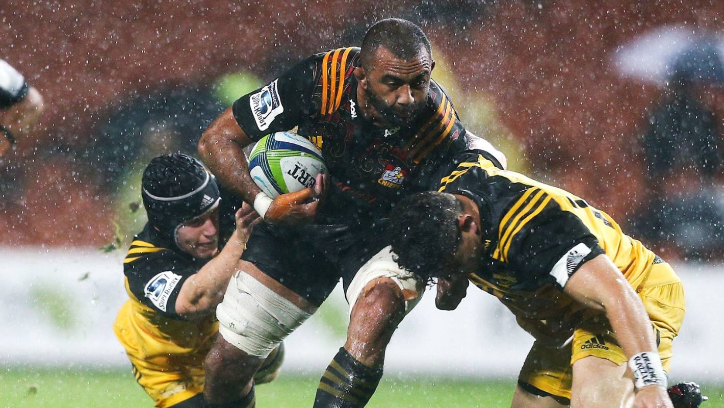 Michael Leitch wants to stick with the Chiefs ahead of ...