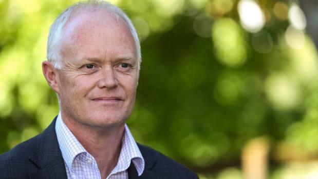 Nelson Marlborough Health CEO Dr Peter Bramley.