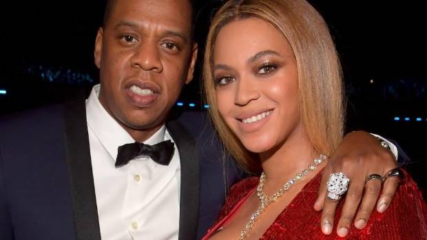 Beyonce: Sir Carter and Rumi pictured for first time