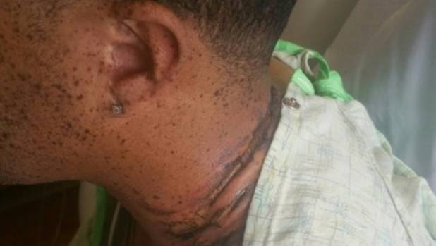 Man suffers electric shock while charging phone in bed