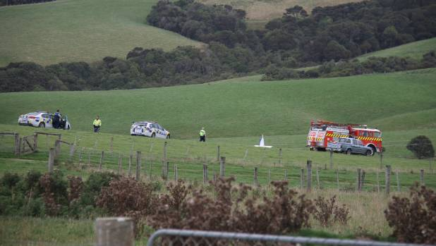 Couple killed in microlight crash named