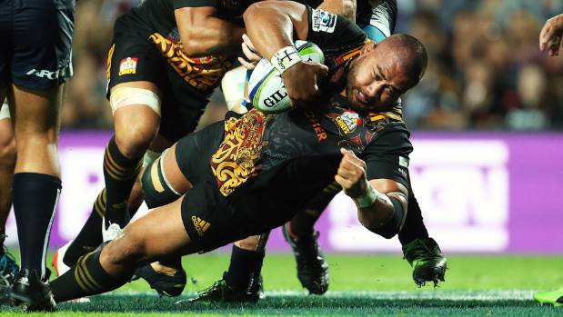 Chiefs prop Nepo Laulala is likely to be the man to replace the departing Charlie Faumuina.