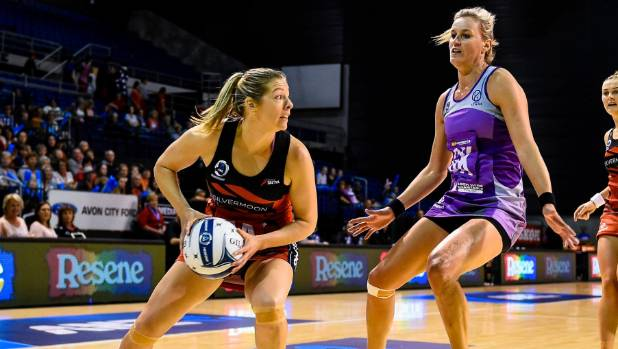 Anna Thompson is one of the few Canterbury netballers to progress on and make the Silver Ferns during the past decade.