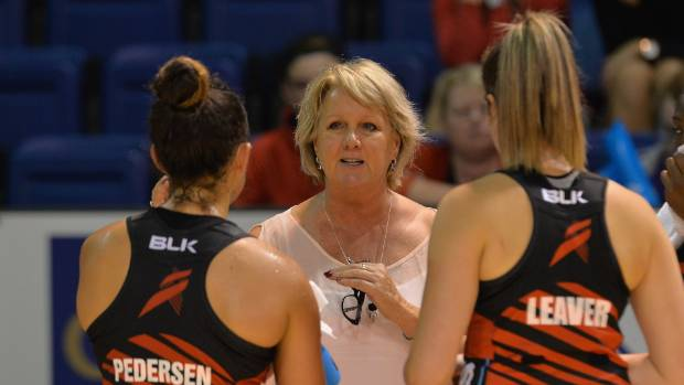 Coach Sue Hawkins hasn't been able to turn the Tactix around during her three years in charge.