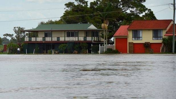 Residents in northern NSW are beginning to return to their flooded homes.