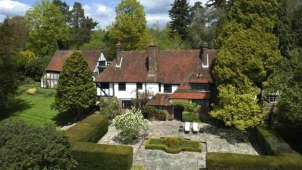the perfect country manor house ridge hill manor in east grinstead west sussex is - New House Pic