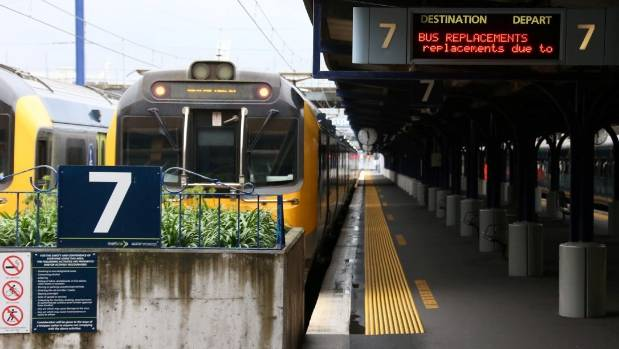 Wellington rail services resume after suspension for more than fours ...