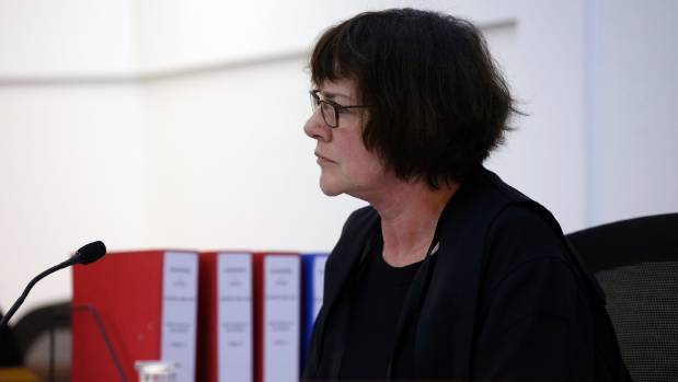 Justice Karen Clark told the jury the onus was on the Hagamans to prove Andrew Little had defamed them.