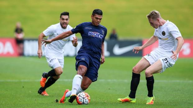Auckland City's Ryan De Vries has returned from injury and will be fit for the OFC Champions League final