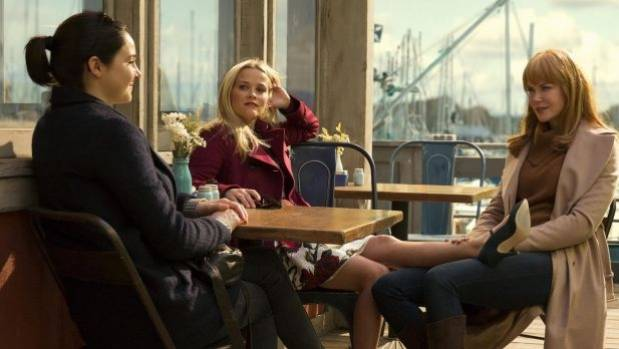 The women of the HBO television series Big Little Lies.
