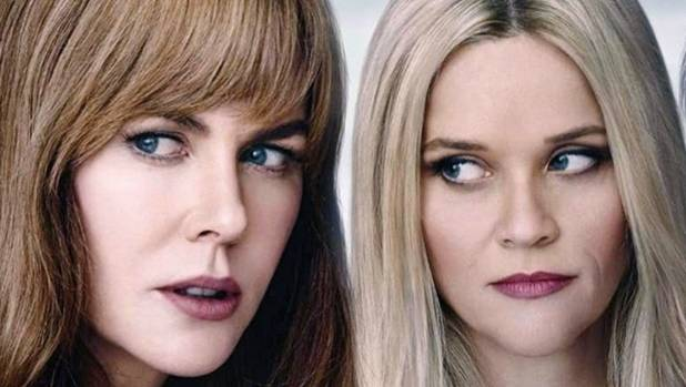 Nicole Kidman and Reese Witherspoon star in Big Little Lies.