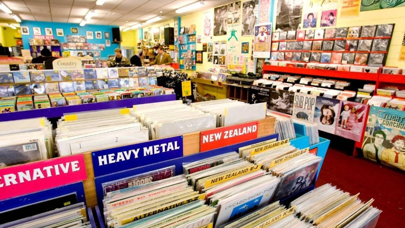 Record Store Day The Vinyl Countdown Stuff Co Nz