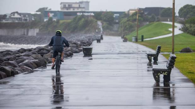 A deluge of rain is set to soak Taranaki in the coming days.