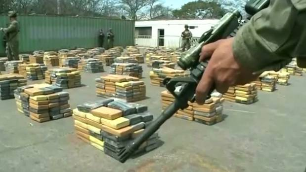 Spain, Ecuador net 5.5 metric tons of cocaine in Pacific