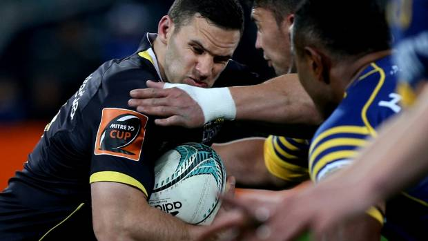 Stormers midfielder Shaun Treeby, pictured playing for Wellington, has been added to Robbie Fleck's squad for its New ...