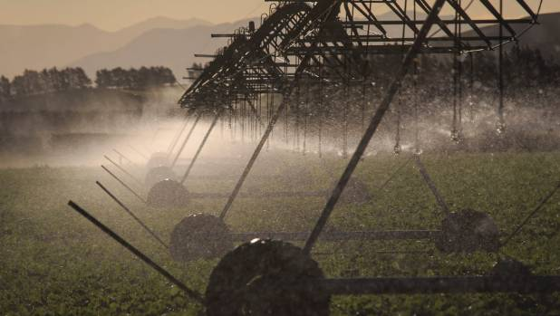 Irrigation, and its resulting infrastructure and maintenance costs are not free.