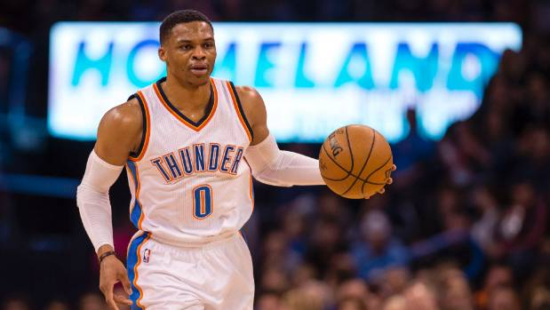 Oklahoma City Thunder guard Russell Westbrook is on track to set a new mark for triple-doubles in an NBA season.