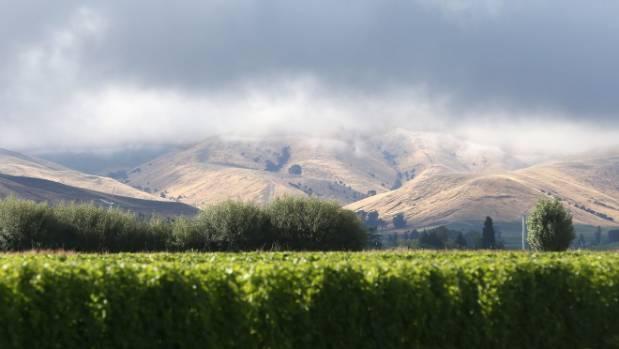 Heavy rain is forecast for Marlborough on Wednesday. (File photo)