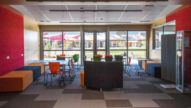 Aranui's Haeata Community Campus offers some of the largest modern learning environments in New Zealand with 300-person ...