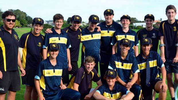 Takapuna Grammar School first XI winners of the Auckland Cricket 1A limited overs and twenty20 competitions.