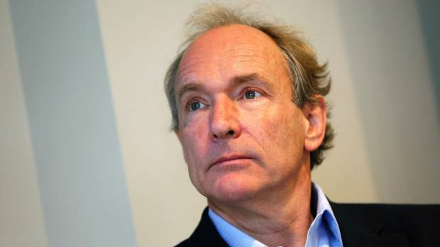 Tim Berners-Lee, 61, is this year's recipient of the AM Turing Award, computing's version of the Nobel Prize.