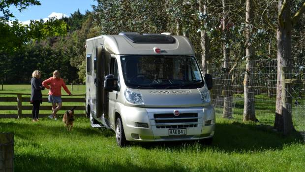 Blue Mountain Cottages farm stay at Te Anau is among the varied properties prepared to host motorhome travellers through ...