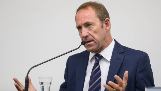 Labour leader Andrew Little: Niue hotel comments aimed at Government, not Hagamans