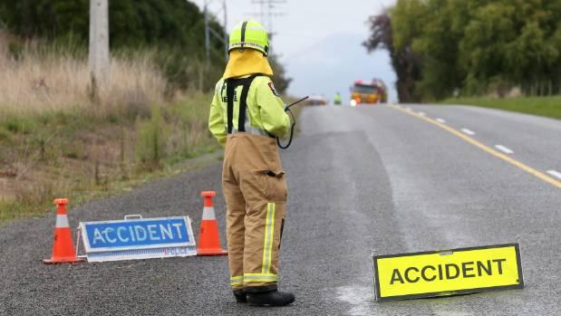 Fatal motorcycle crash near Napier | Stuff co nz