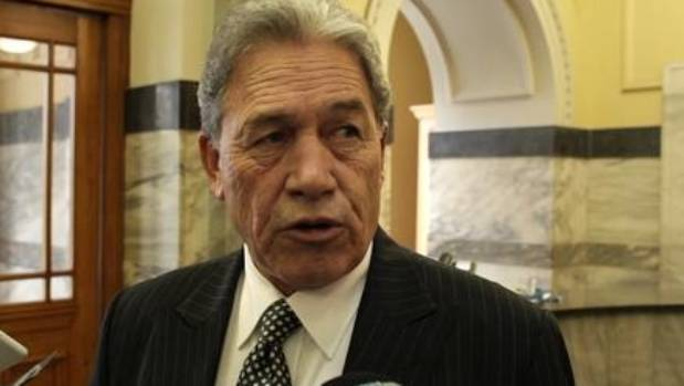 NZ First leader Winston Peters has been heckling for decades about immigration levels.