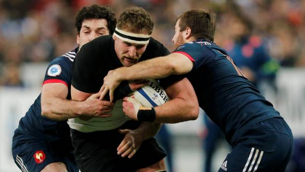 Kieran Read, who hasn't played since the All Blacks met France in Paris in late November, will lead his country in the ...
