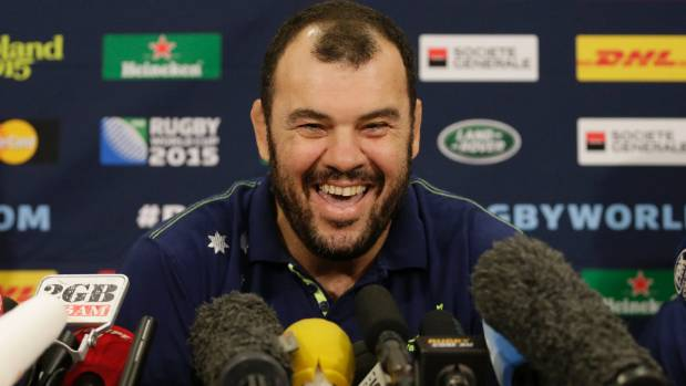 Wallabies coach Michael Chieka will base his squad in Christchurch prior to the match against the All Blacks in Dunedin ...