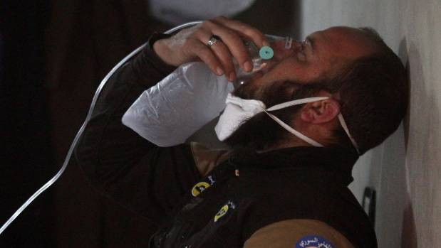 Syria's Assad: Chemical weapons attack '100% Fabrication'