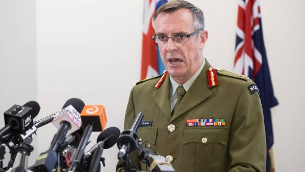 The Chief of Defence Force, Lieutenant General Tim Keating reject the books claims