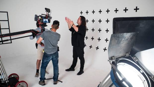 Behind the scenes of the new Push Push music video.