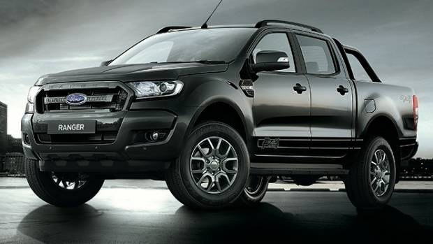 It's punch and counter-punch in the NZ battle of the Ford Ranger and Toyota Hilux | Stuff.co.nz