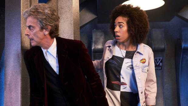 Pearl Mackie admits nothing has prepared her for the whirlwind that accompanies being on Doctor Who.