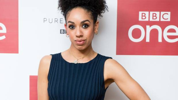 Pearl Mackie says that prior to working on Doctor Who, she'd never been to Cardiff or seen much of the show.
