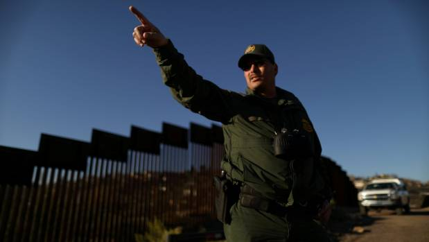DHS Chief Acknowledges Border 'Wall' Might Not Be An Actual Wall