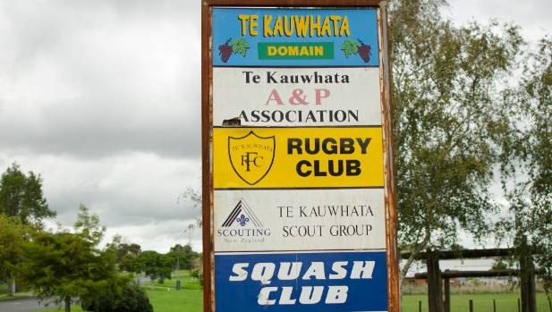 Volunteer-run clubs are part of Te Kauwhata's character.