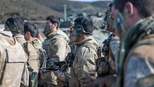 New Zealand to increase military personnel in Afghanistan